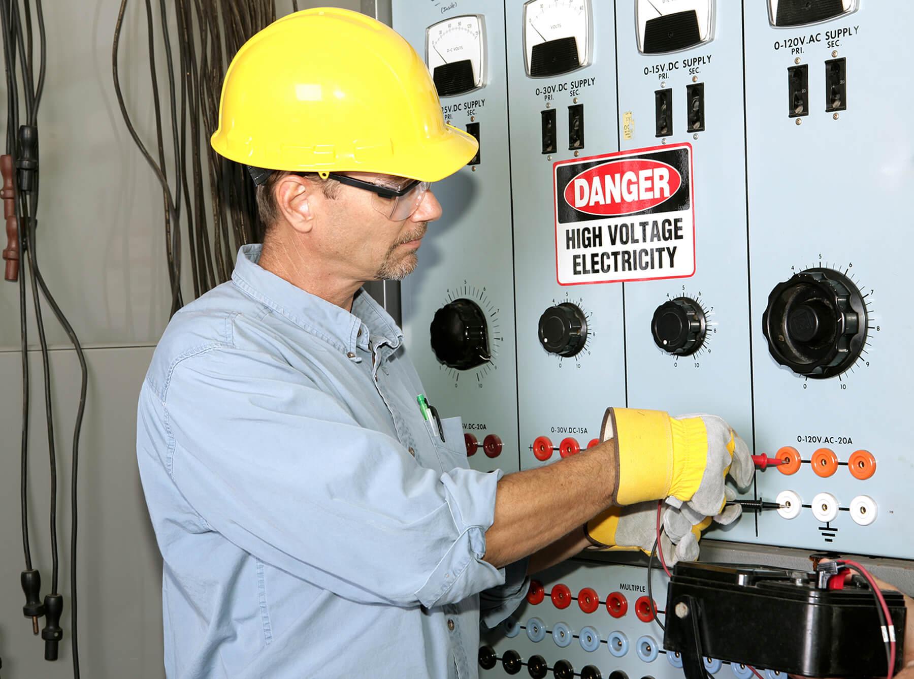 Electrician tool list